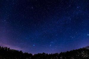 fantastyczny świat baner niebo