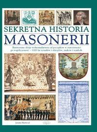Sekretna historia masonerii okładka