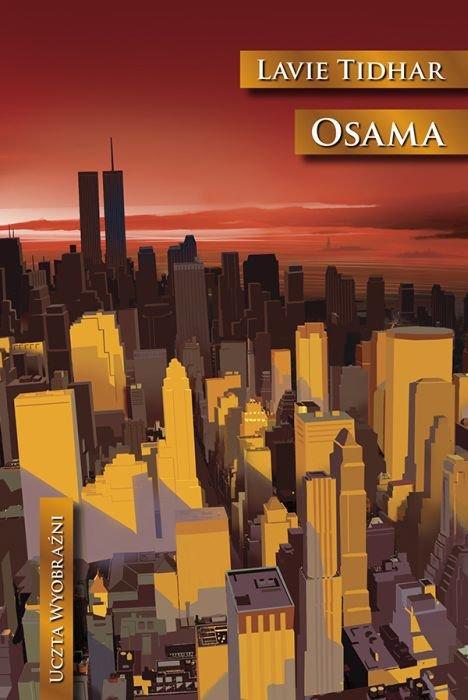 Osama - Lavie Tidhar okładka