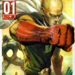 One-Punch Man tom 1 okładka