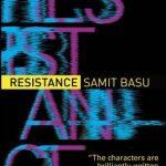 "Okładka książki ""Resistance"" Samit Basu"