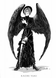Mad Hatter Angel Sanctuary grafika