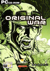 Original War okładka gry
