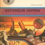 Zatonięcie Japonii okładka polska