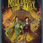 Malcolm Max: Zmrok (okładka tomu 3)
