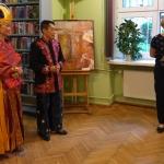 Rizki Ramdhani i Lola Pechler pokaz tańca indonezyjskiego