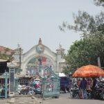 Bazar w Solo (Surakarta)