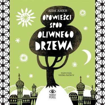 Opowieści spod oliwnego drzewa Aida Amer okładka